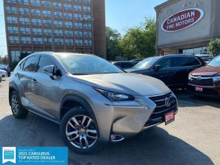 Used 2015 Lexus NX 200t PREM PKG |4NEW WINTER TIERS CAM | BAL LEXUS WARR | for sale in Scarborough, ON