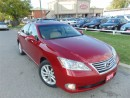 Used 2011 Lexus ES 350 PREM PKG NAVIGATION B-UP CAMERA for sale in Scarborough, ON