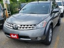 Used 2007 Nissan Murano SL for sale in Brampton, ON