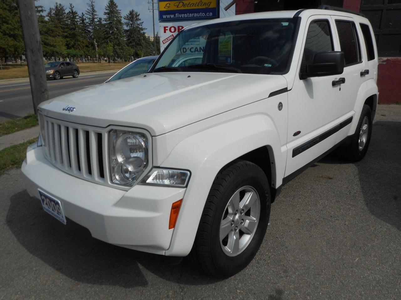 2009 Jeep Liberty North Edition