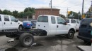 Used 2011 Ford F-350 4x4  4 door diesel for sale in North York, ON