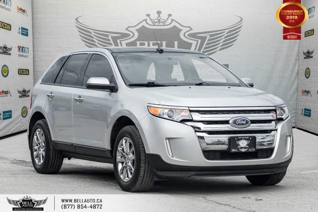 2011 Ford Edge SEL, PANO ROOF, NAVI, LEATHER, BLUETOOTH, PWR SEAT
