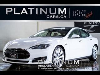 Used 2013 Tesla Model S ELECTRIC, NAVI, PANO for sale in North York, ON
