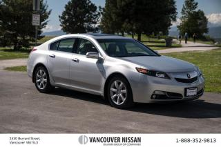 Used 2014 Acura TL Tech at for sale in Surrey, BC