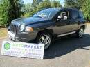Used 2007 Jeep Compass Limited, 4x4, Insp, Warr for sale in Surrey, BC