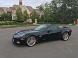 Photo of Black 2006 Chevrolet Corvette Z06