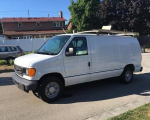 2006 Ford Econoline E150 Cargo Van