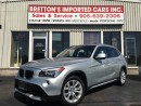 Used 2012 BMW X1 28i \ Leather | AWD | Alloy for sale in Burlington, ON