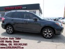 Used 2014 Subaru Forester 2.0XT Limited Turbo Eyesight Certified 2YR Warrant for sale in Milton, ON