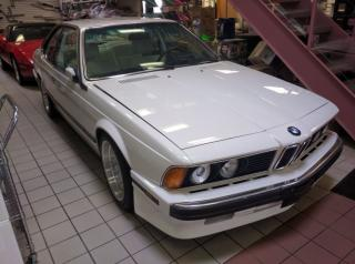 Used 1988 BMW 6 Series Leather Premium for sale in Oakville, ON