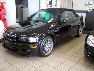 Used 2002 BMW M3 CABRIOLET for sale in Oakville, ON