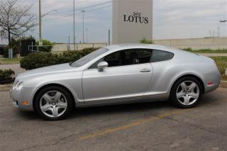 Used 2004 Bentley Continental GT AWD for sale in Oakville, ON