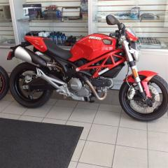 Used 2014 Ducati Monster 696 ABS 4,000km for sale in Oakville, ON