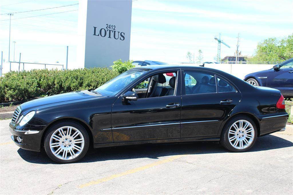 Used 2008 mercedes benz e350 4 matic for sale in oakville for 2008 mercedes benz e350 for sale