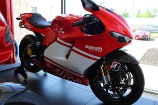 Used 2008 Ducati Desmosedici -SOLD for sale in Oakville, ON