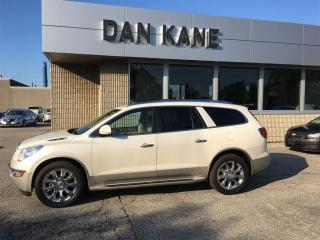 Used 2011 Buick Enclave CXL2 for sale in Windsor, ON