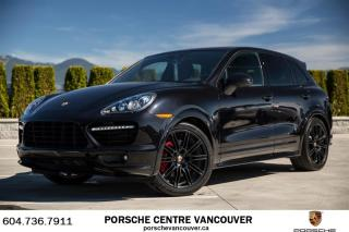 Used 2013 Porsche Cayenne GTS w/ Tip for sale in Vancouver, BC