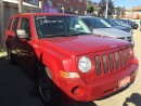 Used 2009 Jeep Patriot Low KM 140K 4 Cyl. 4x4 All Power Opts MINT!! for sale in Scarborough, ON