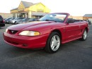 Used 1994 Ford Mustang GT 5.0 L Convertible for sale in Brantford, ON