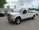 Used 2013 Ford F-350 Crew Cab SRW Gas 9 ft flat deck for sale in Richmond Hill, ON