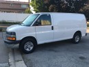 Used 2012 Chevrolet Express 2500 CARGO VAN for sale in York, ON
