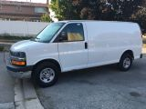 Photo of White 2012 Chevrolet Express