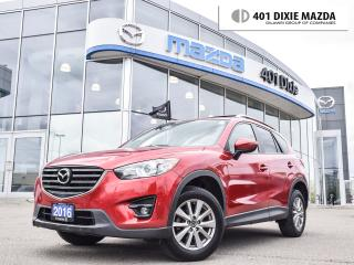 Used 2016 Mazda CX-5 GS|ONE OWNER|1.9% FINANCE AVAILABLE|NO ACCIDENTS| for sale in Mississauga, ON