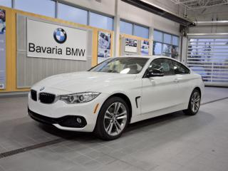 Used 2016 BMW 428i xDrive Coupe for sale in Edmonton, AB