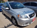 Used 2011 Chevrolet Aveo LT LOW KM ONLY 25K All Power Opts Must See !!! for sale in Scarborough, ON