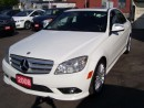 Used 2008 Mercedes-Benz C-Class 2.5L/4 MATIC/BLUETOOTH for sale in Kitchener, ON