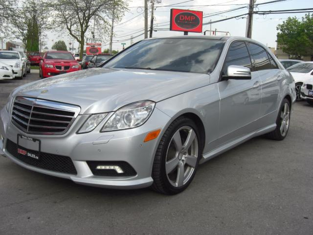 Used 2010 mercedes benz e class e350 4matic for sale in for Mercedes benz london ontario