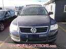 Used 2004 Volkswagen TOUAREG  4D UTILITY V6 4WD for sale in Calgary, AB