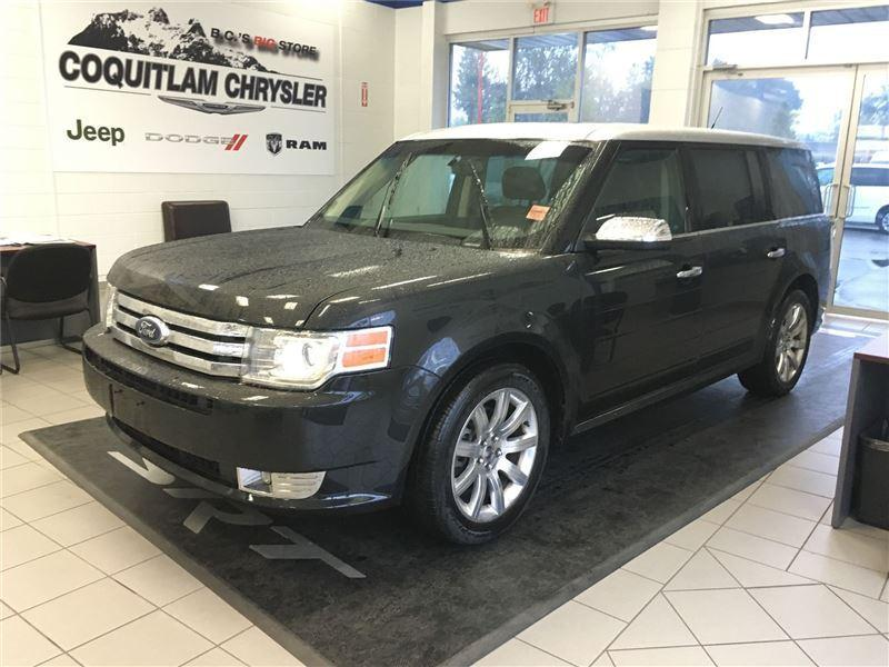 used 2011 ford flex limited for sale in coquitlam british columbia. Black Bedroom Furniture Sets. Home Design Ideas