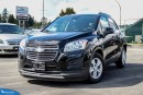 New 2016 Chevrolet Trax LT Satellite Radio and Backup Camera for sale in Port Coquitlam, BC