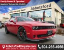Used 2016 Dodge Challenger SRT Hellcat 707HP w/ 6-speed Manual TREMEC Transmission for sale in Abbotsford, BC