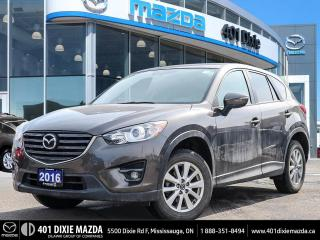 Used 2016 Mazda CX-5 GS |NO ACCIDENTS|NAVIGATION|SUNROOF for sale in Mississauga, ON