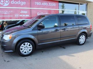 Used 2016 Dodge Grand Caravan CVP for sale in Edmonton, AB