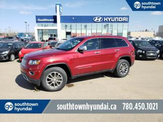 Used 2014 Jeep Grand Cherokee LIMITED/NAV/LEATHER/BACKUP CAM/HEATED SEATS for sale in Edmonton, AB