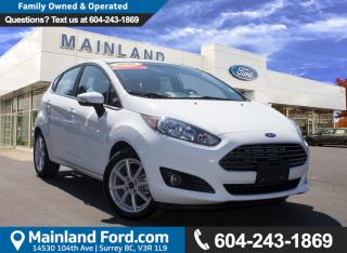 New 2016 Ford Fiesta SE for sale in Surrey, BC