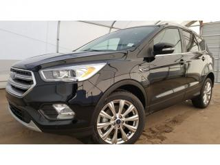 Used 2017 Ford Escape 4WD TITANIUM for sale in Meadow Lake, SK
