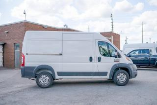 Used 2017 RAM 2500 ProMaster High Roof NAVI/UCONNECT/REAR CAMERA for sale in Concord, ON