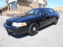 Used 2011 Ford Crown Victoria P71 Police Interceptor 4.6L V8 170,000KMs for sale in Etobicoke, ON