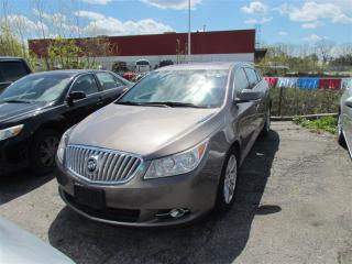 Used 2011 Buick LaCrosse CXL | LEATHER | ROOF for sale in London, ON