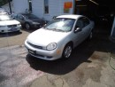 Used 2001 Chrysler Neon for sale in Sarnia, ON