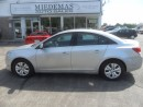 Used 2013 Chevrolet Cruze LT Turbo for sale in Mono, ON