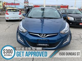 Used 2016 Hyundai Elantra for sale in London, ON