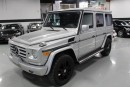 Used 2011 Mercedes-Benz G-Class G550 NAVI BACKUP CAM for sale in Woodbridge, ON