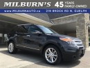 Used 2015 Ford Explorer XLT / 4X4 for sale in Guelph, ON