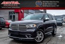 Used 2015 Dodge Durango Citadel|4x4|7Seat|Nav|Sunroof|RearCam|R-Start|ParkAssist|20