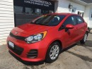 Used 2016 Kia Rio LX+ ECO for sale in Kingston, ON